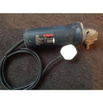 Bosch GWS 500 Angle Grinder 230V 550W Working Missing Lock Nuts & Guard