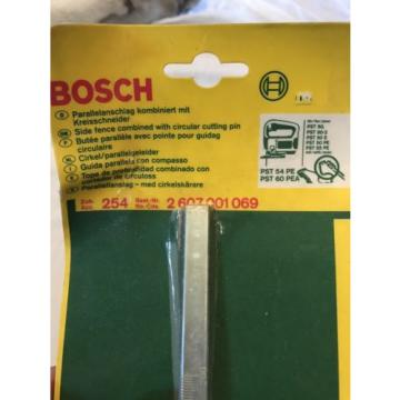 Bosch Side Fence combined with Circular Cutting Pin Slide Part# 2607001069