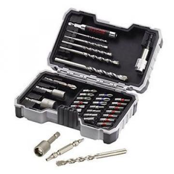 Bosch V-Line 2607017326 - Set punte da trapano, per calcestruzzo, 35 pezzi