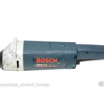 Bosch GGS 6 S Straight grinder Sander