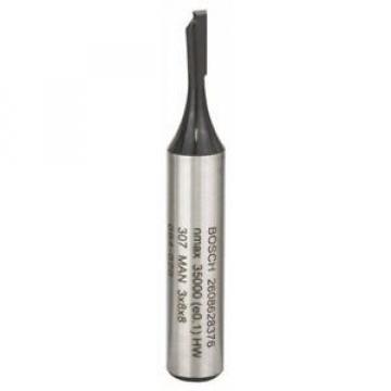 Bosch Accessori 2608628376 - Fresa per scanalature 8 mm, D1 3 mm, L 8 mm, G 51 m