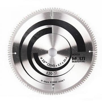 "Bosch Ø254mm(10"") 120T Circular Saw Blade 2608642199 for Multi Material"