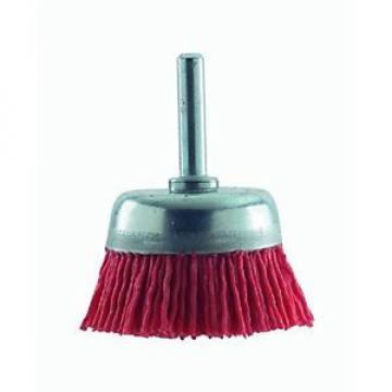 Bosch 2609256525 - Spazzola a tazza metallica in nylon con abrasivo al