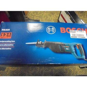 Bosch Reciprocating Saw RS325 BRAND NEW