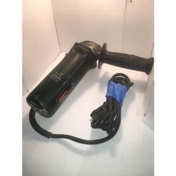 Bosch 4-1/4 Inch Angle Grinder !! Pw5 5-115 !!!