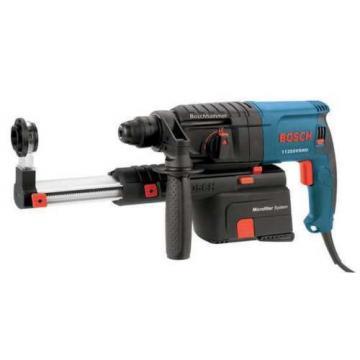 BOSCH 11250VSRD SDS Rotary Hammer Drill, 6.1A @ 120V