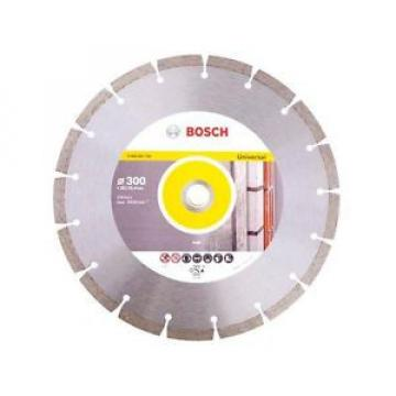 Bosch 2608602796 Pro Universal Diamond Blade Cutting Disc 300mm 12""