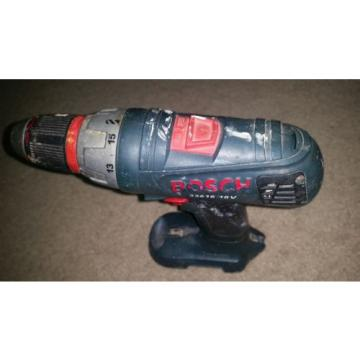 FREE SHIPPING BOSCH 18V VOLT CORDLESS DRILL POWERED SCREWDRIVER 33618