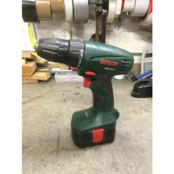 Bosch PSR14.4 Cordless drill driver 10mm chuck