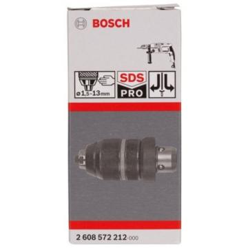 Bosch Keyless Chuck with Adapter - 2608572212