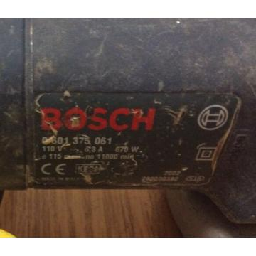 Bosch GWS 6-115 Professional Wired Angle Grinder