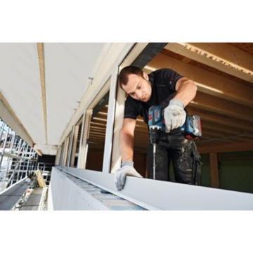Bosch cordless drill GSR 18 V-60 C 2x 5Ah Li Ion Battery L-Box 06019g1101