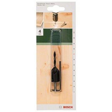 Bosch 2609255217 Wood Drill Bit with 90 Degree Countersink/ Diameter 4mm NEW