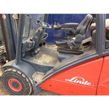 Linde H30T Gas Forklift Truck *ONLY 727 HOURS* New Loler,Just Serviced 3000kg 3t