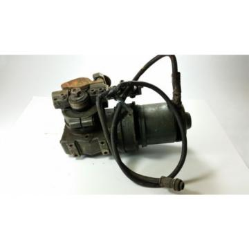 Linde Mig Wire Feed welder motor seh2 115v volt 74 rpm right angle gearbox