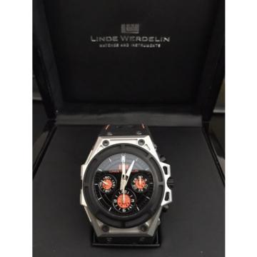 Linde Werdelin Spidospeed chronograph