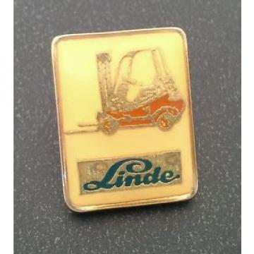 Linde Forklift Trucks Tie/Pin Badge