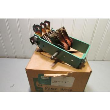 Linde Union Carbide SE-300 672373 Range Switch New!