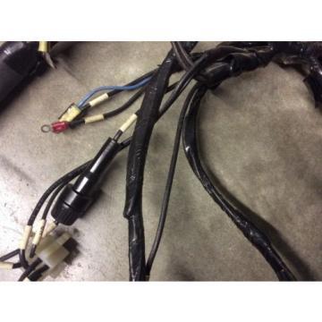 Linde Baker Forklift Wiring Harness 137685