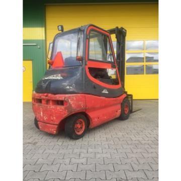 LINDE E 30 - 02 aus Baujahr 1999 Gabelstapler Stapler Seitenschieber UVV TOP