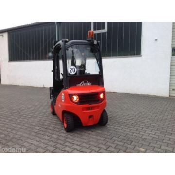 Linde Stapler H 16 Diesel