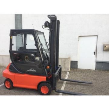 Linde E20P- 2/Rad Elektro Frontstapler / Hubhöhe 3950mm / 6400 Betriebsstunden