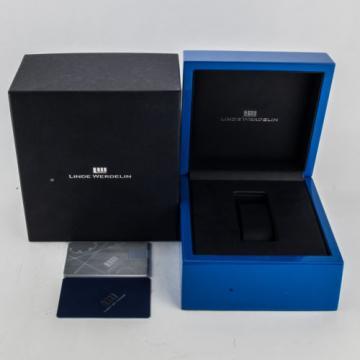 Linde Werdelin SpidoLite II Anthracite Titanium LW.SLTG.II.1 44mm
