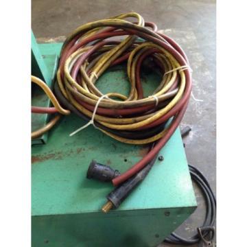 Linde VI-252 CV Welder Power Supply W/Linde Mig-35 Wire Feeder *Nice Setup*