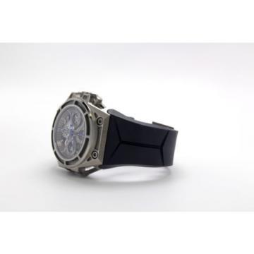 Linde Werdelin SpidoSpeed Titanium Grade 5 Chronograph LW06