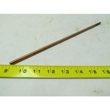 "Linde 7012F04 Electrodes-DC copper Coated gouging rod 1/4""x12"" box of 50"