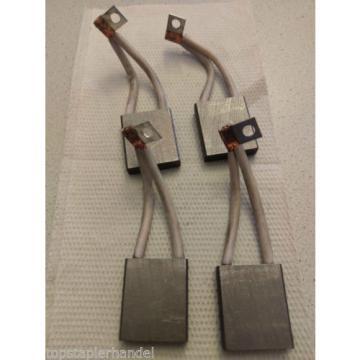 Kohlebürstensatz (4Stk) Fahrmotor Linde Nr. 0009718143 Typ T, L,N BR 362,379 uvm