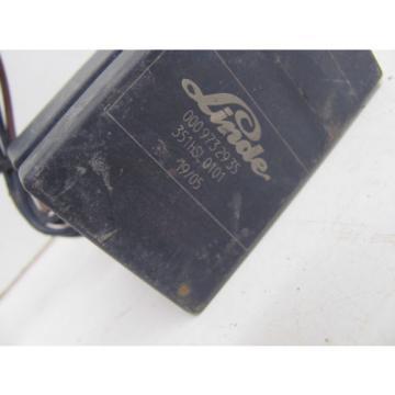 USED LINDE 0009732935 FORKLIFT SWITCH