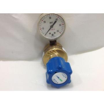 LINDE Gas regulator PN 522249 SINGLE STAGE #32