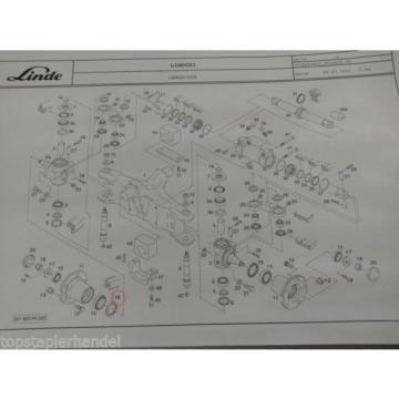 Radiatore olio AS 65x85x12P80 per Linde Stapler Produttore no. 0009280341