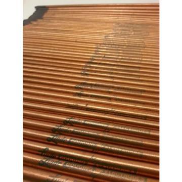 46 Count Linde Copper Coated Gouging Electrodes
