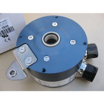 New LEINE & LINDE 865138194-2048-2048 Incremental Double Encoder Hollow Shaft