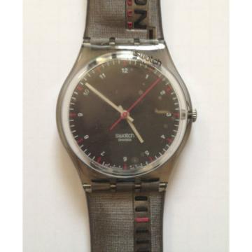 Swatch Uhr Kion Group ( Linde STILL OM ) 2006 zur Kion Group Gründung neu