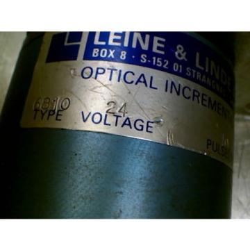 Leine & Linde AB 6810 Optical Incremental Encoder, 24V