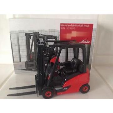 Linde H14-20 EVO forklift truck fork lift MINT IN BOX