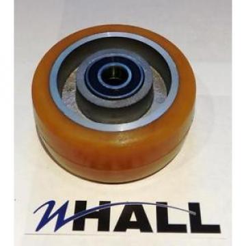 100mm Dia. x 40mm Linde estabilizador/guía rueda incluye rodamientos: 0009933800