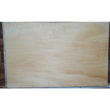 Tonewood Basswood 1312 Bastelholz Body Linde Guitar Tonholz Blank Curly Figured