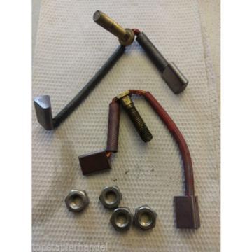 Kohlebürstensatz Pumpenaggregat Linde Nr. 0009718148 Typ N20/N20H BR 377
