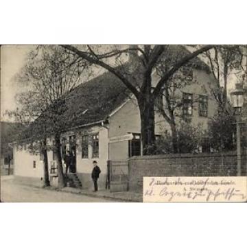 Ak Bünde im Kreis Herford, Restaurant zur blühenden Linde, Inh. A.... - 1494766
