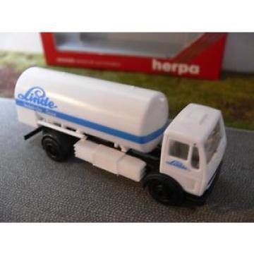 1/87 Herpa 806050 MB Linde Technique Gaz Camion-citerne