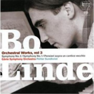 Bo Linde: Orchestral Works  (UK IMPORT)  CD NEW