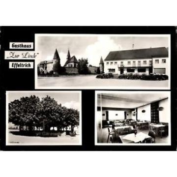 Ak Effeltrich in Oberfranken, Gasthaus zur Linde, Inh. Fam.... - 1688777