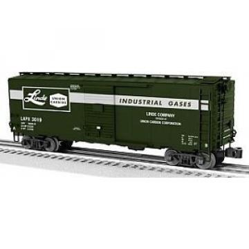 Lionel 6-82624 Linde Union Carbide PS-1 Boxcar