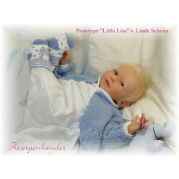 Bausatz Klein-Lisa von Linde Scherer *BRANDNEU* Reborn