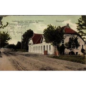 Ak Hamburg Harburg Sinstorf, Gasthaus zur Linde, Bes. P. H. Diercks - 1562659