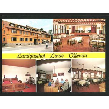schöne AK Offenau, Landgasthaus Linde